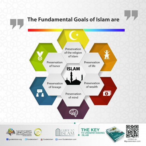 The fundamental goals of Muslim