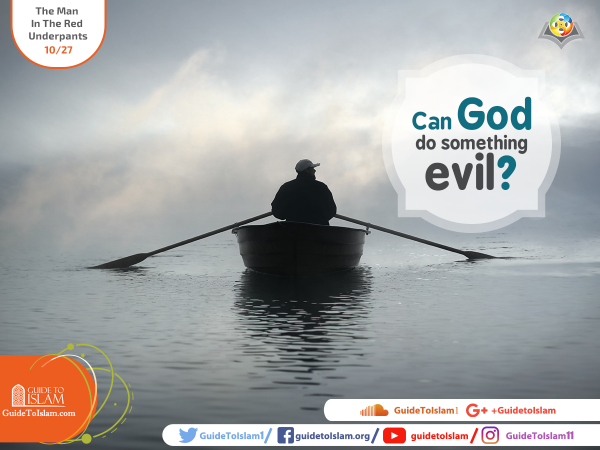 Can God do something evil?