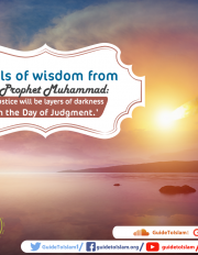 Pearls of wisdom from the Prophet Muhammad