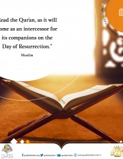 Importance of reading the Qur'an