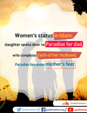 Women's status in Islam