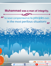 The morals of Muhammad