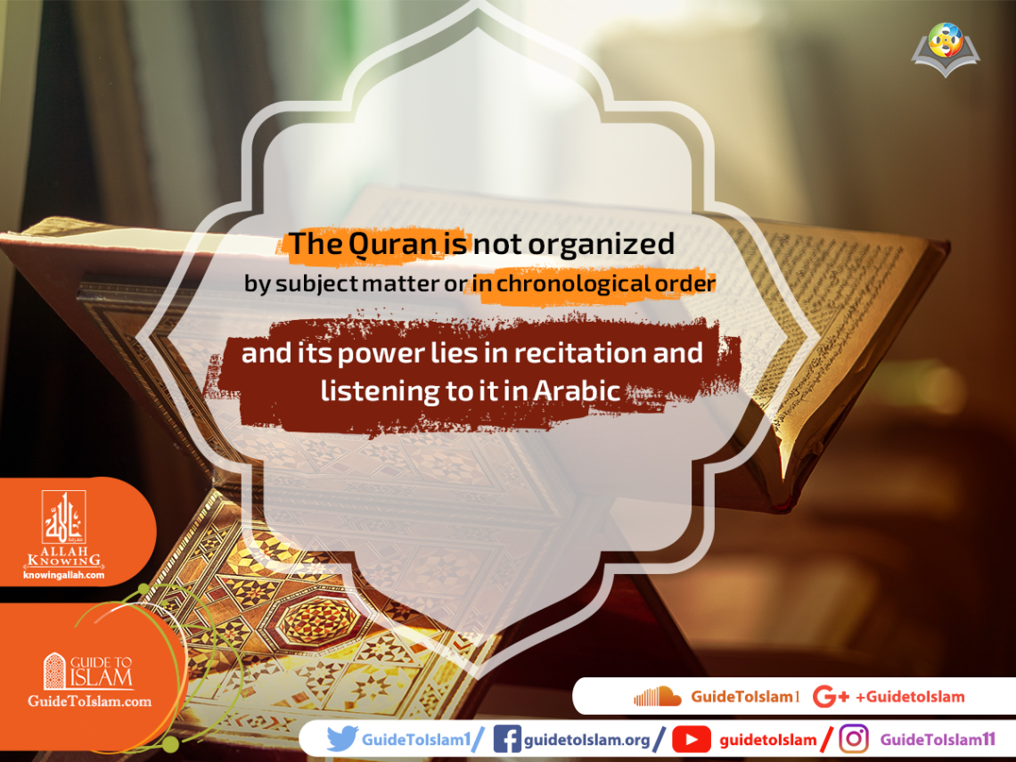 The power of Quran