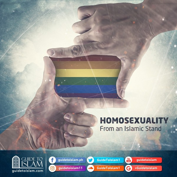 Homosexuality… From an Islamic Stand