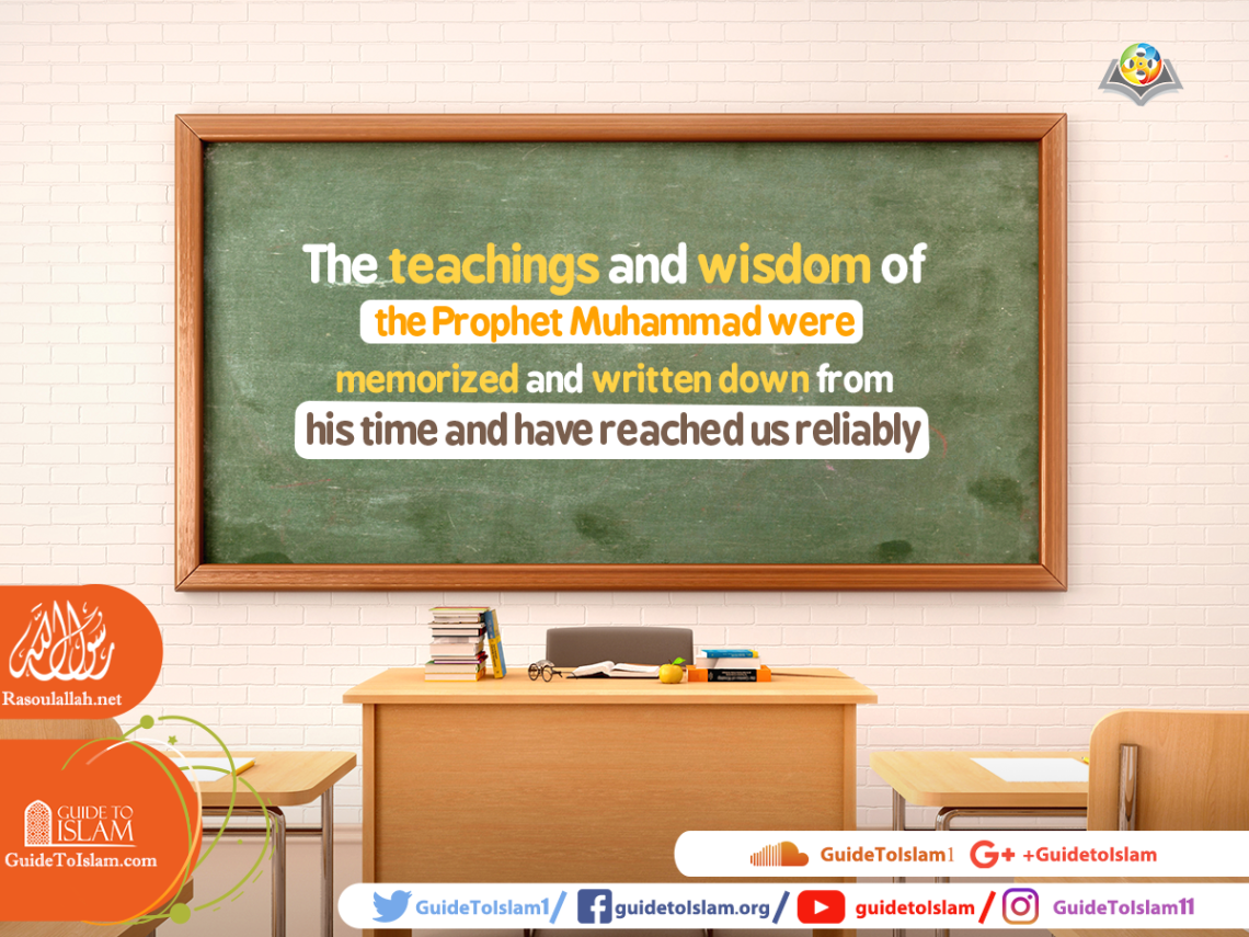 The teachings and wisdom of the Prophet Muhammad