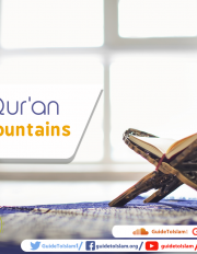 The Qur'an and Mountains