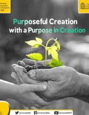 Purposeful Creation with a Purpose in Creation