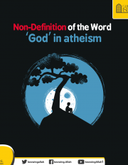 Non-Definition of the Word 'God' in atheism