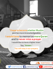 Prayers of Muslim