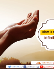 Islam is the religion of infinite chances