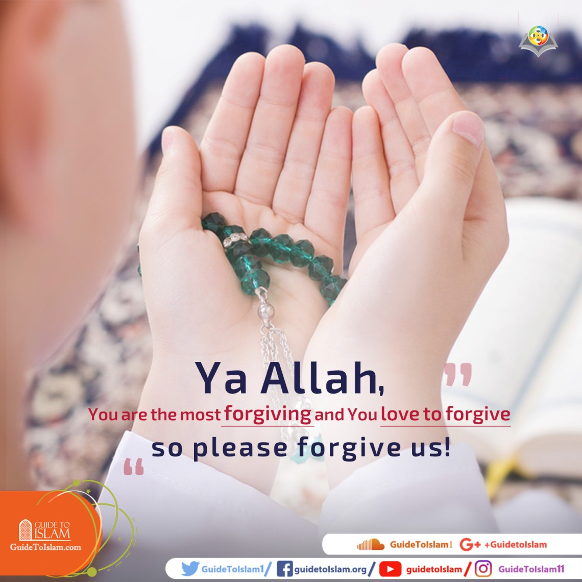 Forgiving of Allah