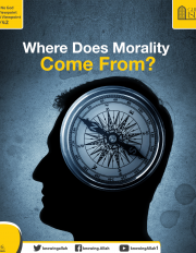 Where Does Morality Come From?