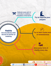 Habits that should become as familiar as breathing
