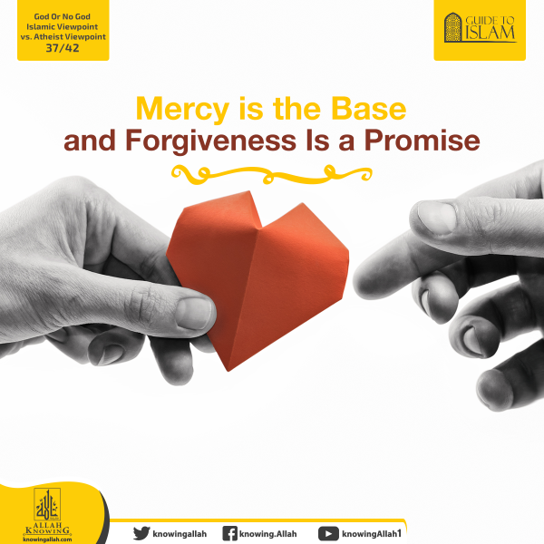 Mercy is the Base … and Forgiveness Is a Promise