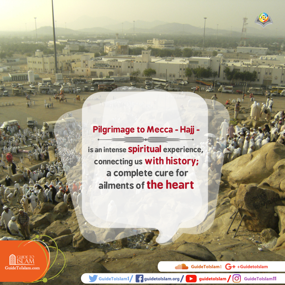Pilgrimage to Mecca - Hajj -
