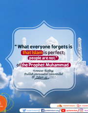 Islam is perfect