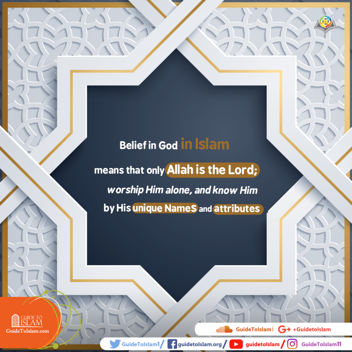 Belief in God in Islam