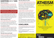 Atheism: An Islamic Perspective