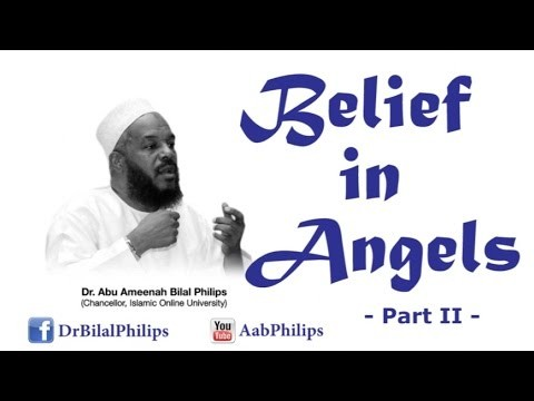 Belief in Angels - Part II