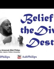 Belief in Divine Destiny