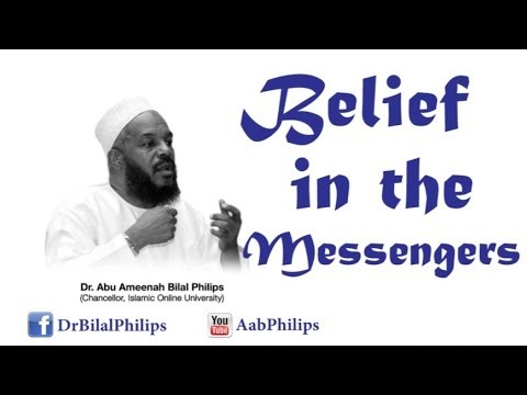 Belief in the Messengers