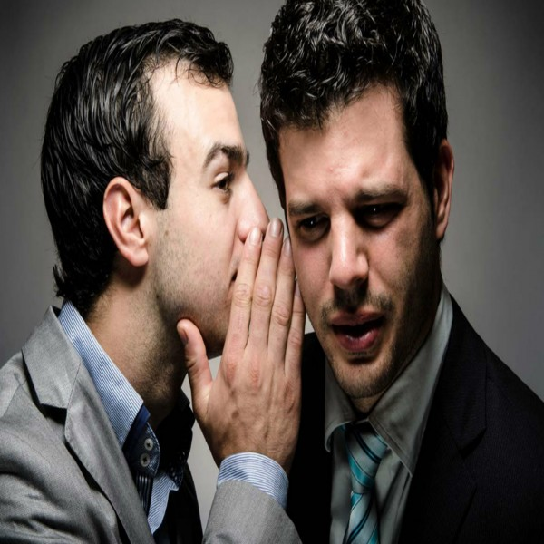 Beware of Backbiting and Gossiping