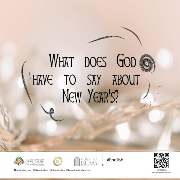 What Does God have to say about New Year's?