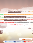Sources of slaves