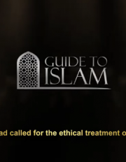 Prophet Muhammad called for the ethical treatment of animals.