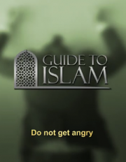 """Do not get angry"""
