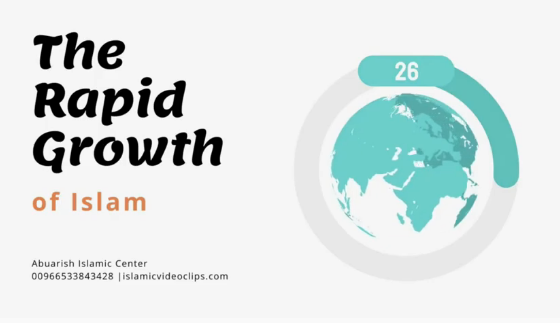 The Rapid Growth of Islam