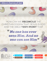 How can we reconcile the CHRISTIAN DOGMA