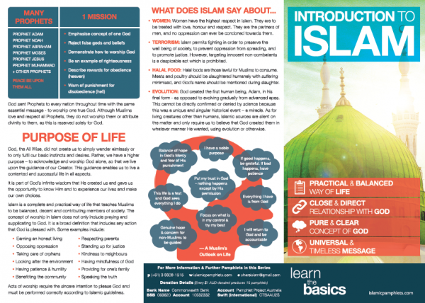 Introduction to Islam - part one