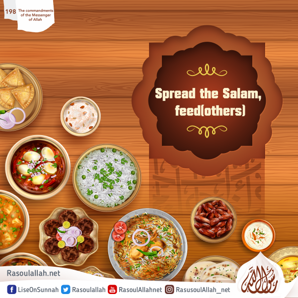 Spread the Salam, feed(others)