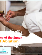 Some of the Sunan of Ablution