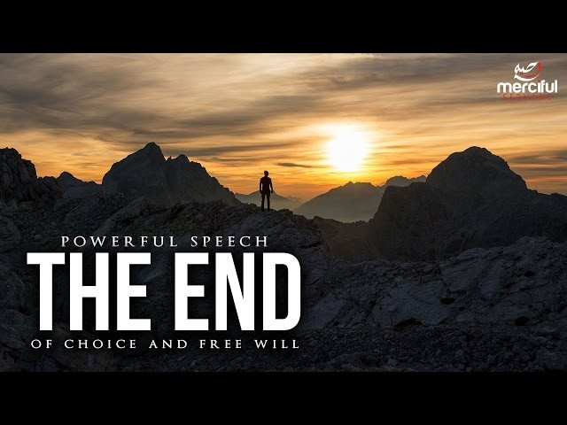 The End of Choice and Free Will