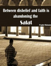 Ruling on Abandoning Salaah