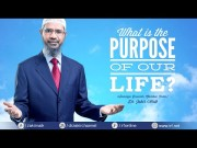 What is the purpose of our life?