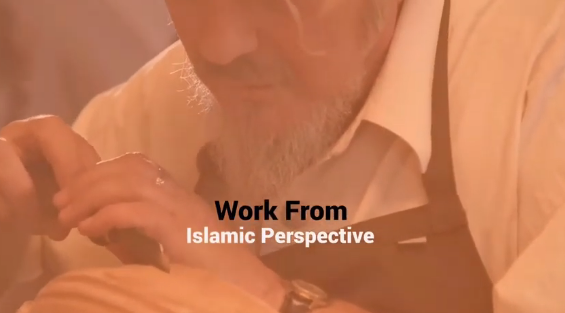 Work from Islamic Perspective